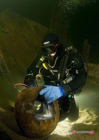 Путешествие подводного археолога
